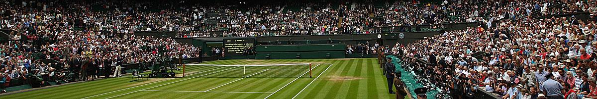 Wimbledon-Guide: Ob Spannung oder Dramatik - hier findest Du den passenden Court