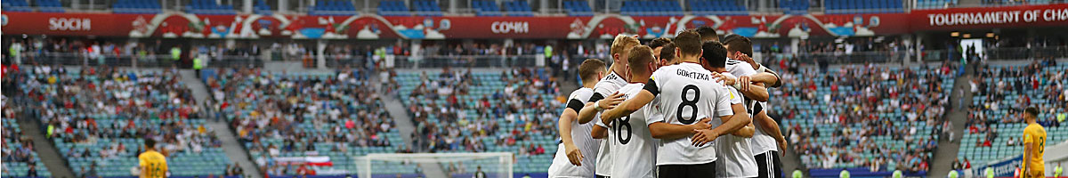 One Hot Minute: Deutschland - Kamerun