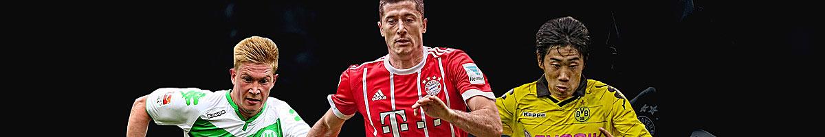 Transfer-Bilanz seit 2010: Bayern Krösus, Wolfsburg spendabel, S04 sparsam