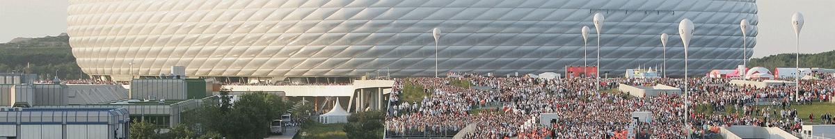 EURO 2024 Stadien: Aus 14 mach 10!