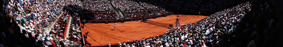German Open in Hamburg: Bestes Sandplatztennis mit Thiem und Kohlschreiber