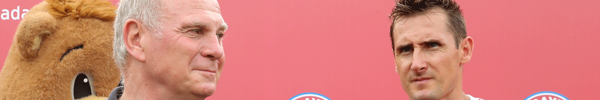 Bayern München: Darum wäre Klose der richtige Sportdirektor