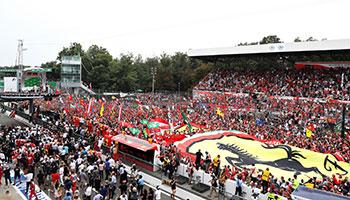 Formel 1 GP von Italien: Ferrari droht im Heimrennen ein Desaster