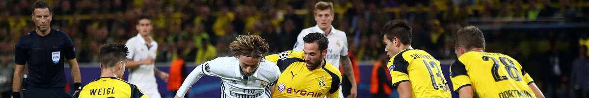 Champions League: Gute Chancen für Bayern und BVB