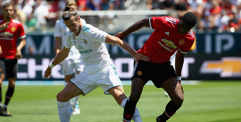 Supercup Real Manchester