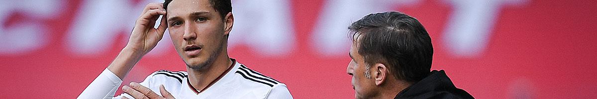Neustart: Die deutsche U21-Nationalmannschaft nach dem EM-Titel