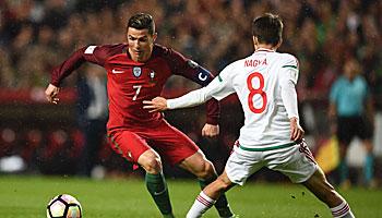 Ungarn – Portugal: Gibt es erneut eine CR7-Show?
