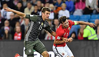 Deutschland – Norwegen: Eine Leistungssteigerung muss her