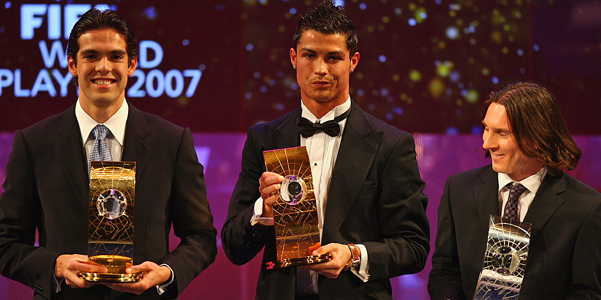 Seit 2008 wurden ausschließlich die beiden Superstars ausgezeichnet.