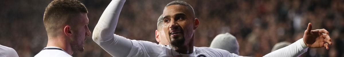 Eintracht Frankfurt: Schmucklos nach ganz weit oben