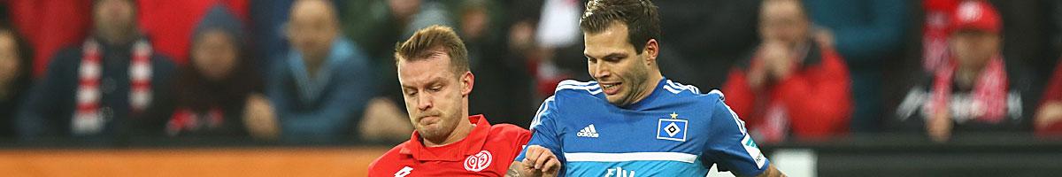 FSV Mainz - HSV: Setzt sich die Torlos-Serie der Hanseaten fort?
