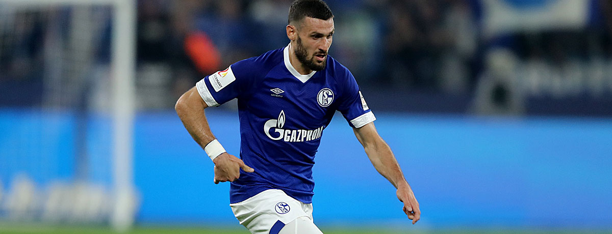 Schalke-Profi Daniel Caligiuri.
