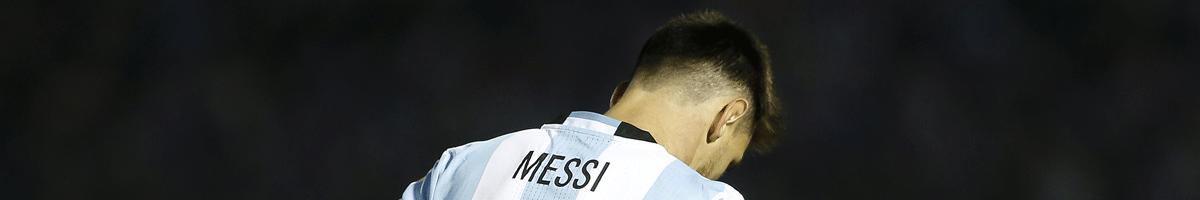 Messi und Co. - Diese Teams zittern um die WM