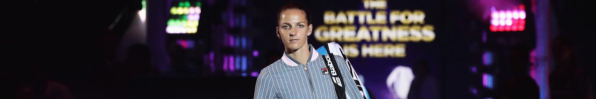 WTA Finals: Pliskova will den Sieg und die Nummer 1