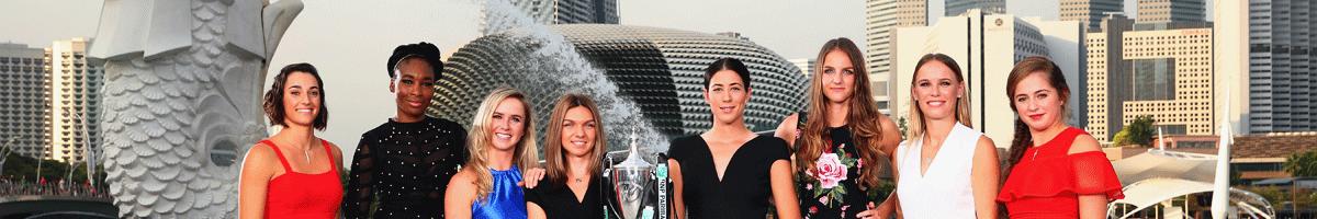 WTA Finals: Dreikampf um die Nummer 1