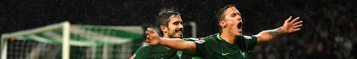 Werder Bremen: Hattrick-König Kruse knipst die Hoffnung an