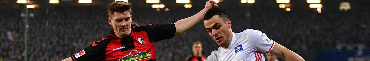SC Freiburg - HSV: 6-Punkte-Spiel im Breisgau