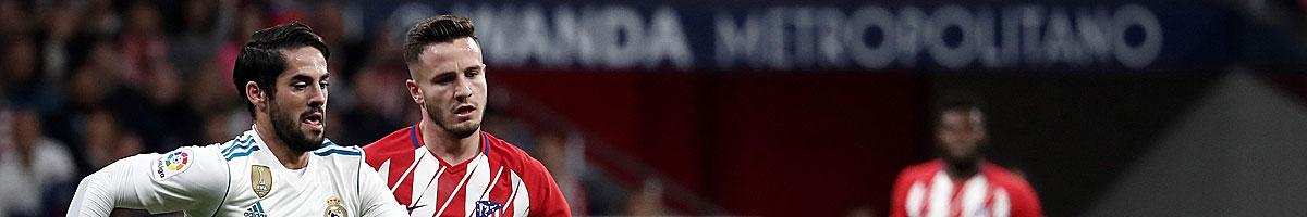 Real Madrid - Atletico Madrid: Endspiel um Platz 2
