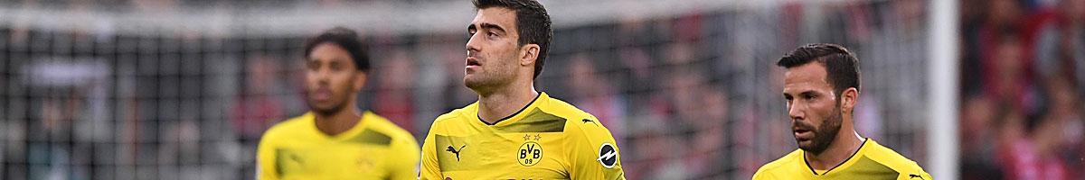 Sokratis, Castro und Co.: So schlagen sich die Ex-BVB-Spieler in ihren neuen Klubs