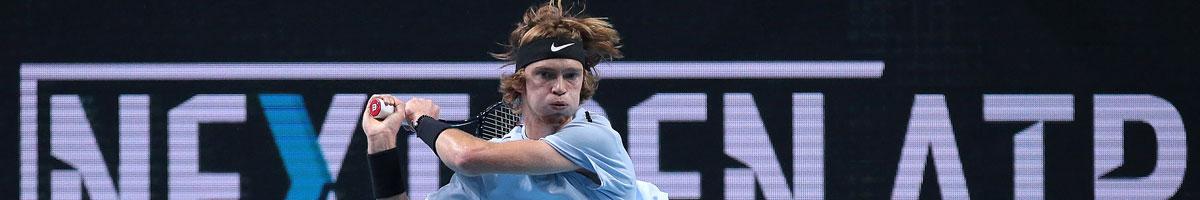 NextGen ATP Finals: Rublev und Chung kämpfen um die Nachwuchskrone