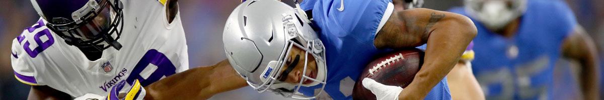 NFL: Darum geht es am letzten Spieltag der Regular-Season