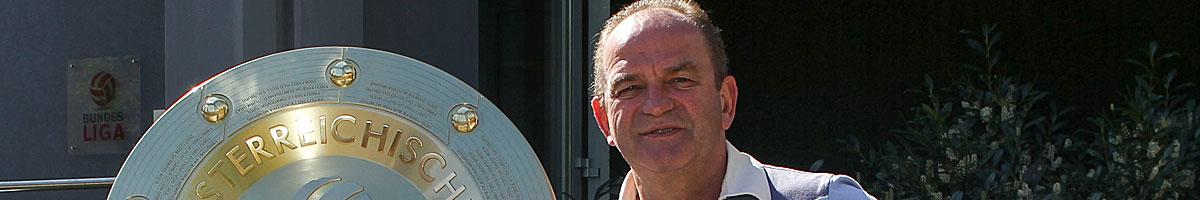 """Herbert Prohaska: """"Alaba im Mittelfeld ist für die Nationalmannschaft das Beste!"""