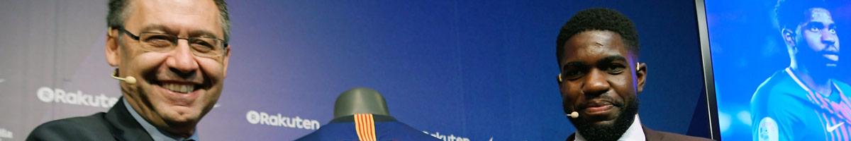 Umtiti rückt vor - die höchsten Ausstiegsklauseln im Weltfußball