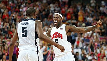 NBA: So haben James und Antetokounmpo die All-Star Teams gewählt