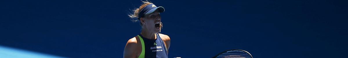 Angelique Kerber: Gegen ihre Lieblingsgegnerin ins Halbfinale?