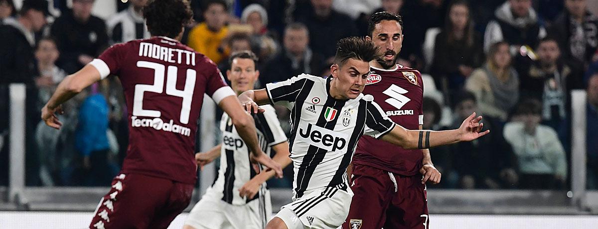 Derby della Molle Juventus - FC Turin