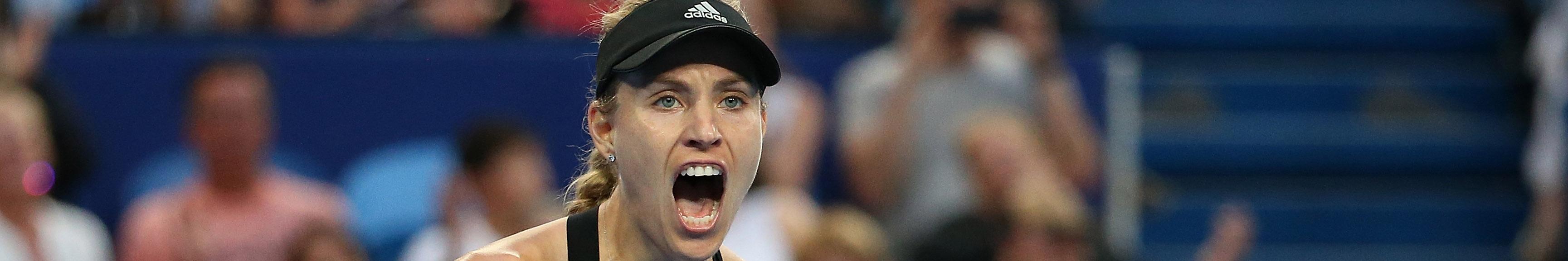 Angelique Kerber: Wieder Favoritin bei den Australian Open