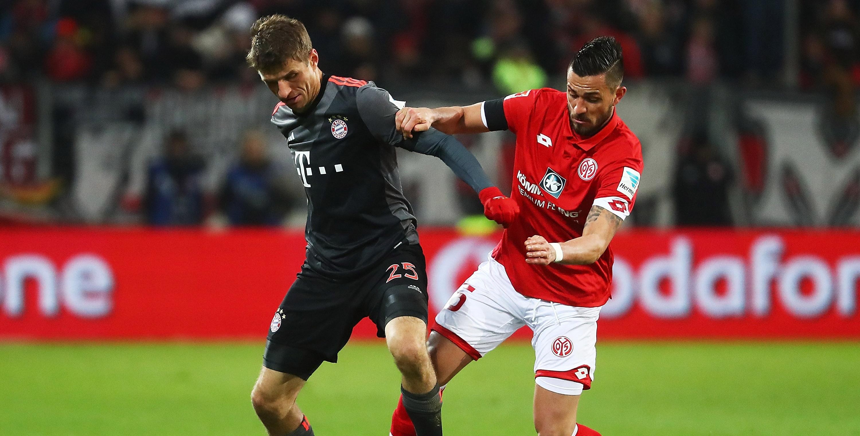 Fc Bayern München Gegen Mainz 05