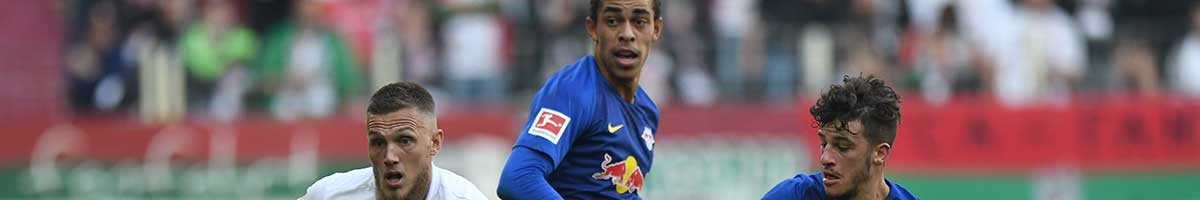 RB Leipzig - FC Augsburg: Die Roten Bullen sind haushoher Favorit
