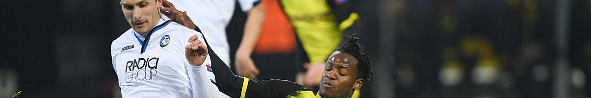 Atalanta Bergamo - BVB: Auf Schwarz-Gelb wartet ein hartes Stück Arbeit