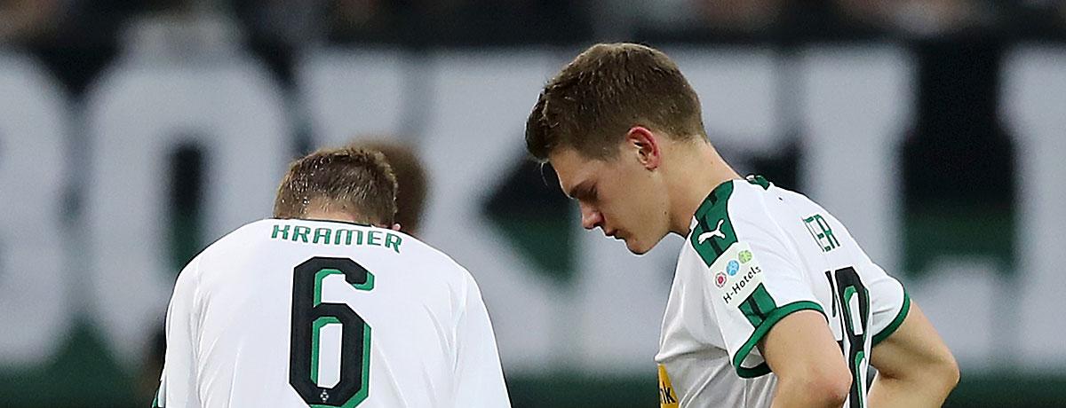 Hannover 96 - Borussia Mönchengladbach: Die Borussia droht alles zu verspielen