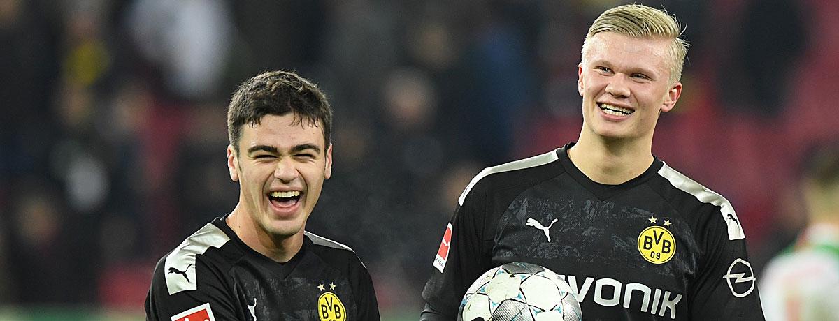 Herzlich Willkommen, Haaland! Die besten Bundesliga-Debütanten aller Zeiten