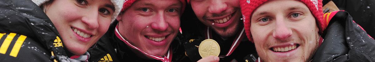 Olympische Winterspiele: Wer dominiert sich wieder zu Gold?