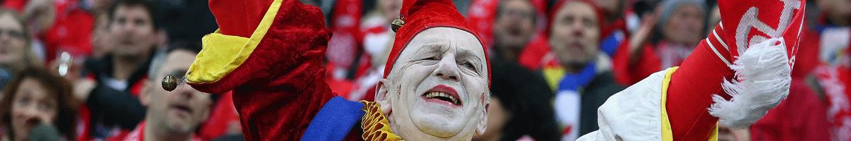Karneval in der Bundesliga: Nur Mainz 05 kann feiern und gewinnen