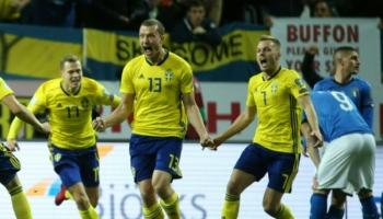 Suecia-Chile: sorpresa y fracaso mundialista se ven las caras