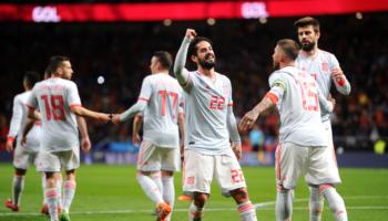 El golpe sobre la mesa de España y las apuestas del Mundial
