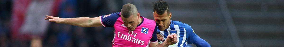HSV - Hertha BSC: Not gegen Elend mit neuem Gesicht