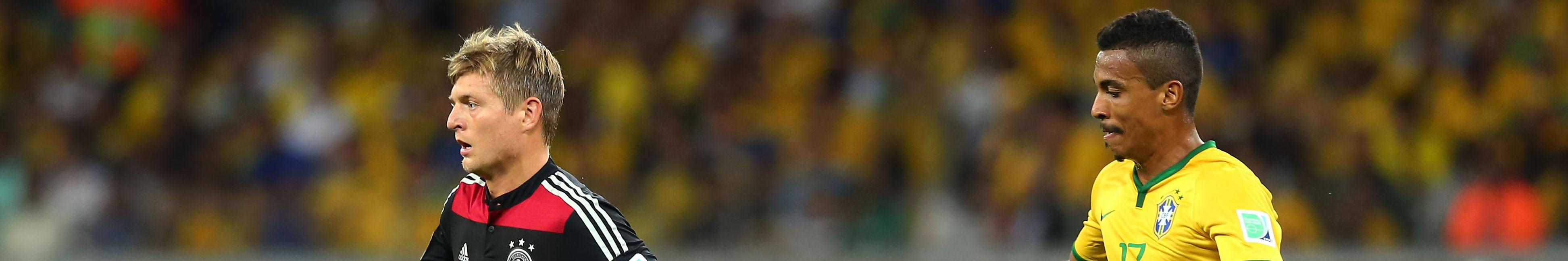 Deutschland - Brasilien: Das vorweggenommene Endspiel