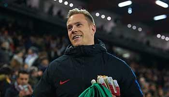 DFB-Elf: Marc-André ter Stegen sollte bei der WM im Tor stehen