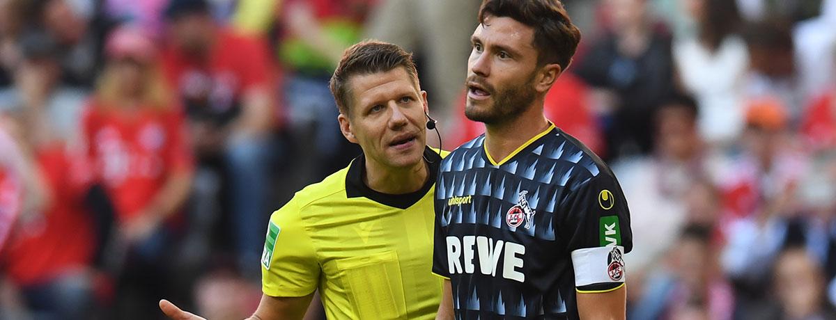 Hertha BSC - 1. FC Köln: Geißböcken droht nächste Auswärtspleite