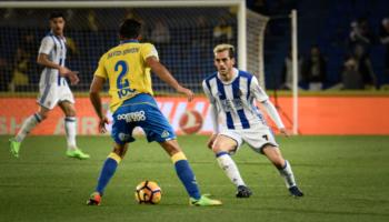 Las Palmas-Real Sociedad: entre el clavo ardiendo y los últimos servicios del capitán