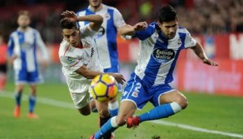 Deportivo-Sevilla: misión permanencia, objetivo Copa