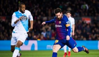 Deportivo-Barcelona: las dos caras de la moneda se citan en Riazor