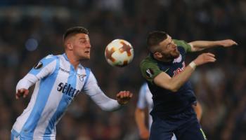 Salzburgo-Lazio: ligera ventaja italiana tras la locura de la ida