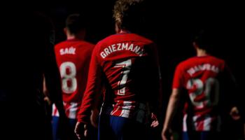 Sporting de Lisboa-Atlético de Madrid: con espacios, apuesta por Griezmann