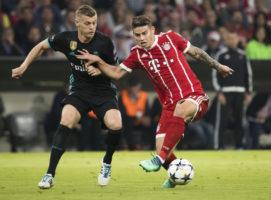 Real Madrid-Bayern: un duelo listo para imprevistos